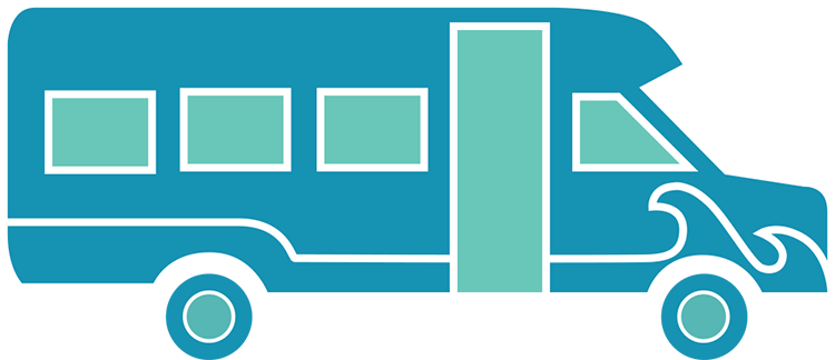 Bay Transit bus graphic