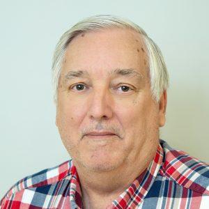 Ken Rogers Retired and Senior Volunteer Program (RSVP) Manager